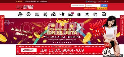 Situs Slot Online Terbaru Dan Bandar Judi Bonus Terbesar Qqextra